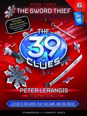 the sword thief 39 clues epub