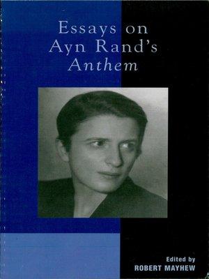 essays by ayn rand