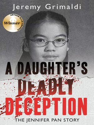 Cover image for A Daughter's Deadly Deception