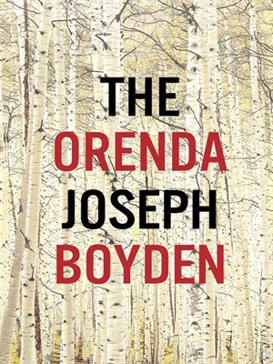 Click this cover for a(n) eBook sample of The Orenda.