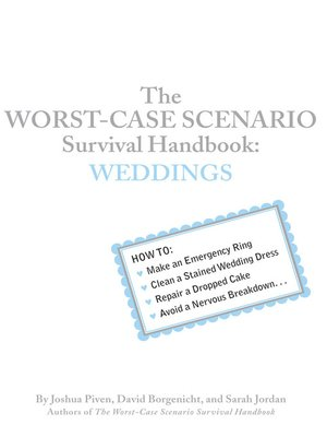 the complete worst case scenario dating Read the complete worst-case scenario survival handbook: dating & sex by david borgenicht, joshua piven, and ben h winters by david borgenicht, joshua piven, ben h winters for free with a 30 day free trial.