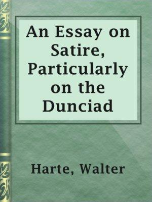 satire essays funny satire essays