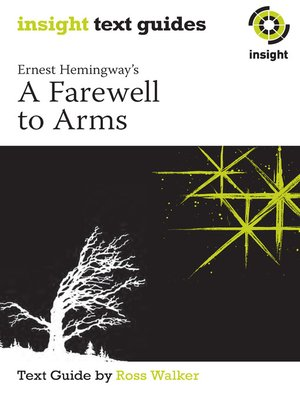 "Imagery and Symbolism in Ernest Hemingway's ""A Farewell to Arms"" Essay Sample"