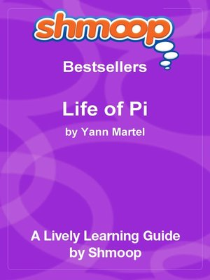 Life of pi by shmoop overdrive ebooks audiobooks and for Life of pi character analysis