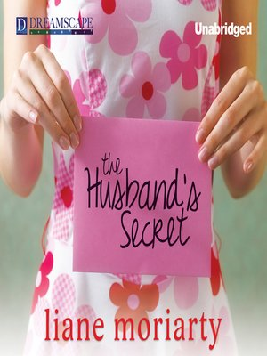 Cover image for The Husband's Secret.