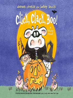 Image result for click clack boo
