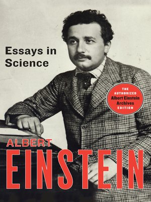 Einstein Essay Religion And Science