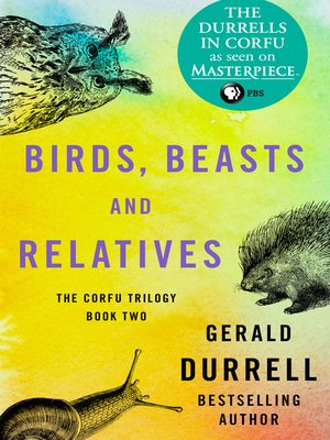 Gerald Durrell 183 Overdrive Ebooks Audiobooks And Videos border=