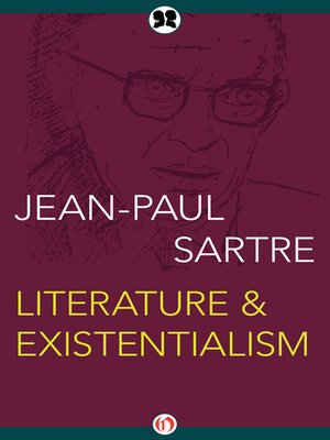 analysis of no exit and existentialism 2 essay Also explains the historical and literary context that influenced no exit how to write literary analysis suggested essay movement called existentialism.