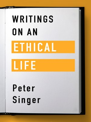 writings on an ethical life pdf