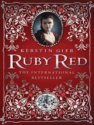 kerstin gier ruby red trilogy epub