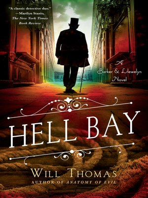 Cover image for Hell Bay