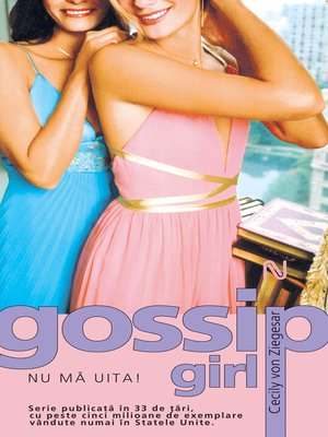 gossip girl nobody does it better pdf