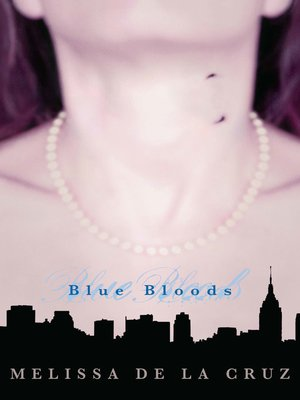 blue bloods melissa de la cruz epub vk