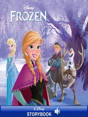 Frozen 5 minute frozen stories 4 books in 1