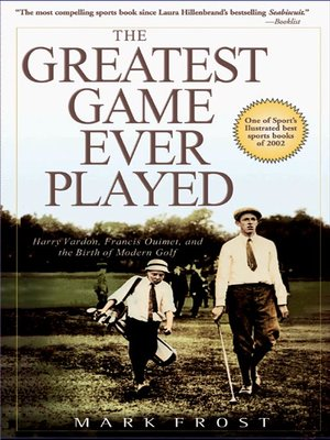 The Greatest Game Ever Played - IMDb