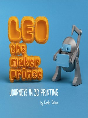 Cover of LEO the Maker Prince