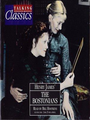 the bostonians henry james pdf