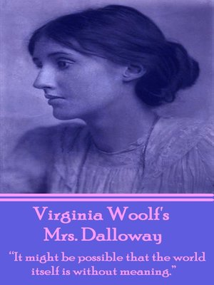repressed sexuality in mrs dalloway by virginia woolf English symbolism in virginia woolf's mrs dalloway jessica johnston ba thesis supervisor: spring 2013 margrét gunnarsdóttir champion examiner: thesis that virginia woolf's symbolism in mrs dalloway not only is a way to enrich the that defies the doctors' attempts to repress his wartime experience (88.