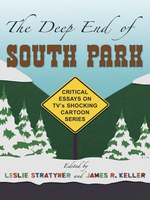 south park satire essay The power of ridicule: an analysis of satire megan leboeuf university of rhode island,  the cartoon south park, and the television show the colbert report.