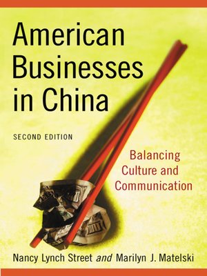 americans doing business in china The china business network is tantamount to a linkedin for professionals and companies doing business in china joining can be free if you opt for the basic, albeit garnering limited visibility.