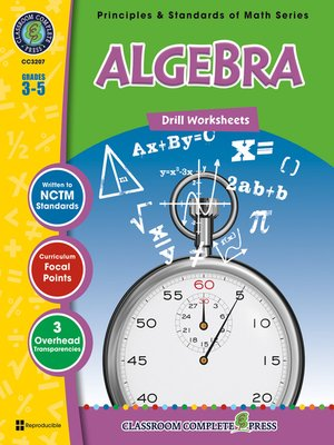 algebra drill sheets by nat reed overdrive ebooks audiobooks and videos for libraries. Black Bedroom Furniture Sets. Home Design Ideas