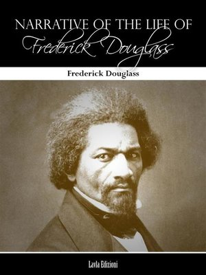 What are some literary devices from the book Narrative of the Life of Frederick Douglass?