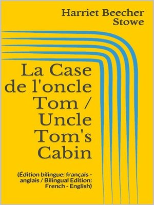 La case de l 39 oncle tom uncle tom 39 s cabin dition - Case de l oncle tom guirlande ...
