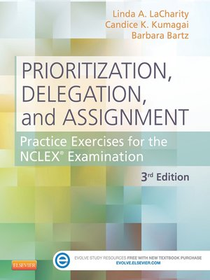 Prioritization delegation and assignment