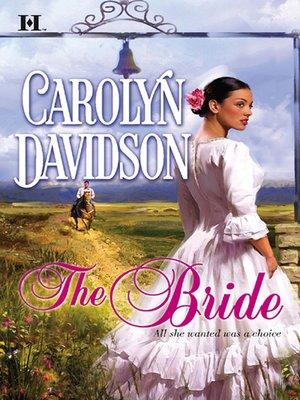 Eden by Carolyn Davidson (2009, Paperback) (r)