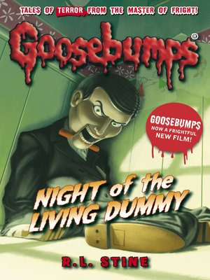 R L Stine Overdrive Ebooks Audiobooks And Videos For Libraries