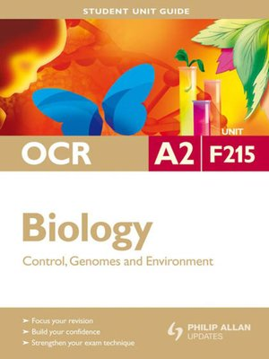 biology unit 2 study guide