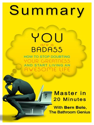 Ebook You Are A Badass YOU are a BADASS