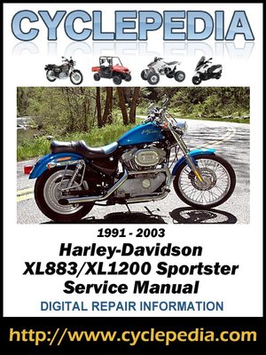 2011 harley davidson sportster service manual