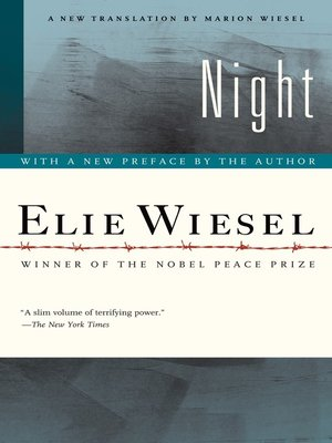 inference on night by elie wiesel Be copied for resale isbn 978-1-60389-271-1 item no 200821 activity pack  literature made fun night by elie wiesel  chapters 3 and 4 inference.