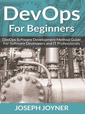 devops books for beginners pdf