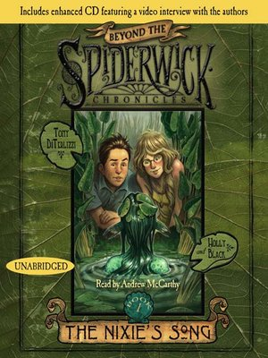 spiderwick chronicles book 3 pdf