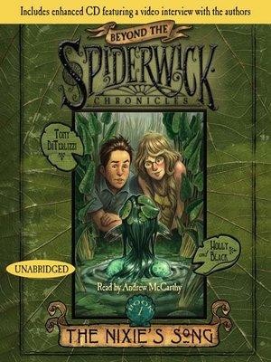 spiderwick chronicles book 3 pdf