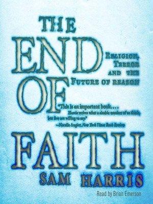 sam harris the end of faith pdf