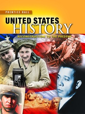 an analysis of reconstruction in united states history Ap® united states history  • states some responses to the problems of the great depression with limited analysis of their  reconstruction finance.