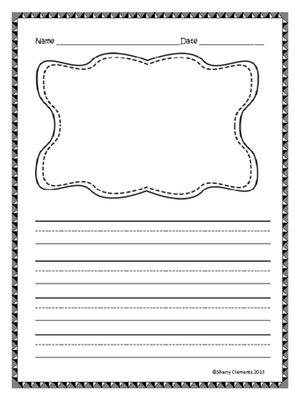 Number Names Worksheets kindergarten writing page : Writing paper kindergarten 12 lines in a stanza of 4 - help-cant ...