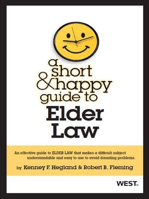 Digital collection browse a short and happy guide to elder law fandeluxe Images