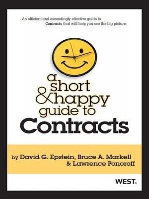 Digital collection browse a short and happy guide to contracts fandeluxe Images