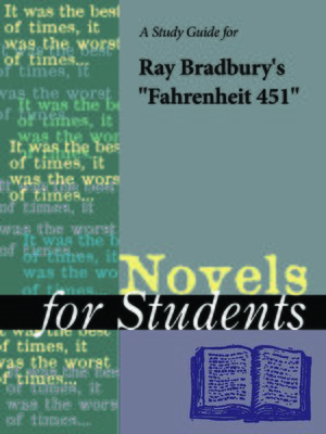 an overview of the bradburys fears in the novel fahrenheit 451 by ray bradbury Hbo's enticing trailer for its upcoming film fahrenheit 451, adapted from ray bradbury's dystopian classic novel, appears to adhere closely to the book there is the fireman montag, the book's hero, at the beginning of the tale, as he completes fireman's duties of setting fires to the homes.