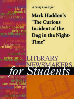 critical analysis on the curious incident of the dog in the night time The curious incident of the dog in the night-time summary - the curious incident of the dog in the night-time by mark haddon summary and analysis toggle navigation.